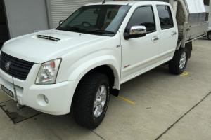 Holden Rodeo 2008 RA LT Utility Crew CAB 4DR MAN 5SP 4x4 3 0DT in NSW