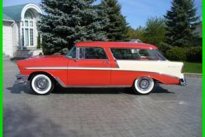 Chevrolet : Nomad