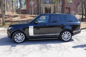 Land Rover : Range Rover Supercharged Sport Utility 4-Door