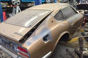 Datsun 260Z Sports 1977 2D Coupe 5 SP Manual 2 6L Twin Carb in NSW Photo