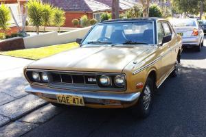 1973 Datsun 180B AIR Conditioning Rare Classic Auto in NSW