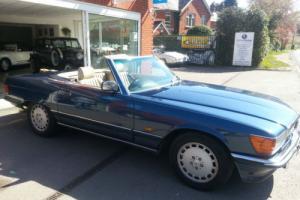 1988 Mercedes-Benz 300sl W107 R107 pristine condition