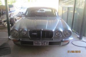 1977 Jaguar XJ CHEV350 Sedan in QLD