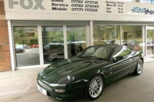 1998 ASTON MARTIN DB7 3.2 VANTAGE 2D AUTO 336 BHP