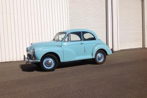 Morris Minor 1000 2 Door Coupe 1957