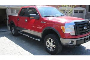 Ford : F-150 FX4