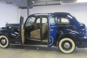 Packard : SIX ( 115-C ) TOURING SEDAN 4 DOOR TOURING SEDAN