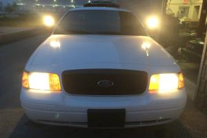 Ford : Crown Victoria P71 POLICE INTERCEPTOR