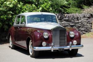 1959 LHD Rolls-Royce Silver Cloud I LSKG69