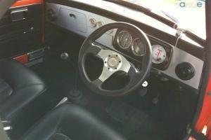 Leyland Mini 1975 998cc 4SPD MAN in SA