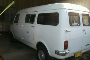 Bedford CFL 1981 VAN Manual 3L Carb Seats in NSW Photo