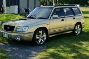 2000 Subaru Forester Wagon GT Turbo