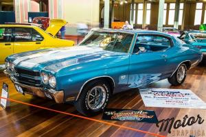 Chevrolet Chevelle 1970 SS 396 in VIC