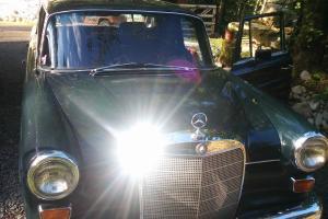 Mercedes-Benz : 200-Series 4-Door Sedan