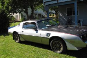 Pontiac : Trans Am 2 door coupe Photo