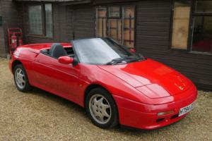 LOTUS ELAN M100 SE TURBO FULL SERVICE HISTORY AND EXCELLENT CONDITION !! Photo