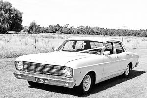 1966 Ford Falcon XR