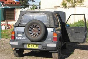 Suzuki Vitara 4x4 1994 JX in NSW Photo