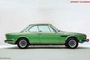 BMW 3.0 CSL // Taiga Green // 1972 Photo
