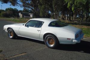 1975 Pontiac Firebird Right Hand Drive Suit Camaro Torana Monaro GTS HQ Buyer in SA