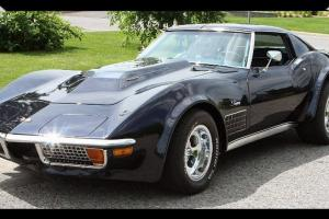 Chevrolet : Corvette LS-6