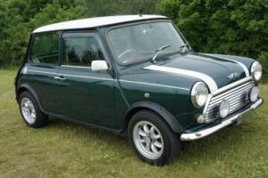 Rover Mini Cooper Photo