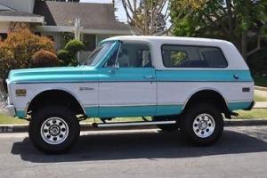 Chevrolet : Blazer K5 convertible