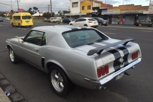 1969 Mustang Coupe 302 Windsor