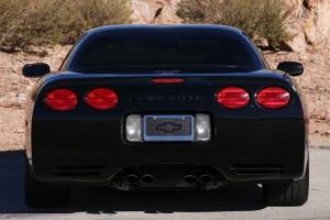 Chevrolet : Corvette FRC limited production