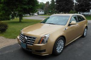 Cadillac : CTS SPORTWAGON