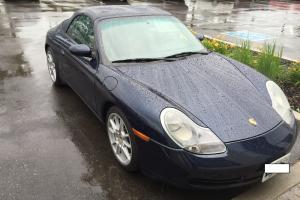 Porsche : 911 C2 Cabriolet