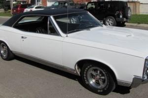 Pontiac : GTO