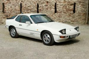 Porsche 924S Two Owners in Immaculate Condtion