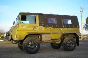 1972 Steyr Puch Pinzgauer 710K