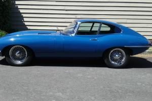 Jaguar : E-Type FIXED HEAD COUPE Photo