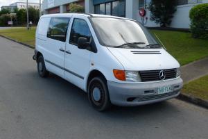 Mercedes Benz Vito 113 1999 VAN Automatic 2L Multi Point F INJ Seats