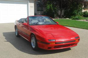 Mazda : RX-7 Convertible 2-Door