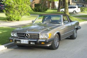 Mercedes-Benz : 500-Series Base Convertible 2-Door