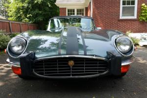 Jaguar : E-Type