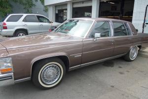Cadillac : Fleetwood HT 4100