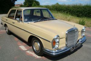 Mercedes-Benz W108 280 SE 1972 OTHERS for Sale
