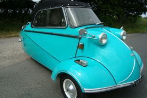 MESSERSCHMITT KR200 cabriolet 1961 micro car /isetta/ bubble car/ OTHER