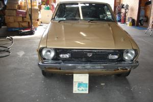 Datsun 120Y 1976 2D Coupe Manual Z18 Turbo Engine Project Vehicle in VIC