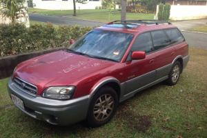 Subaru Outback H6 Luxury 2002 4D Wagon Automatic 3L Multi Point F INJ 5