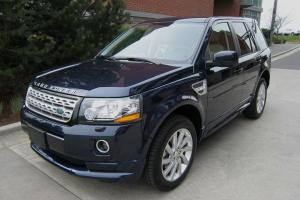 Land Rover : LR2 SE