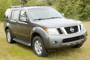 Nissan : Pathfinder SE