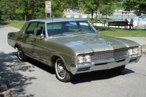 Buick : Skylark leatherette