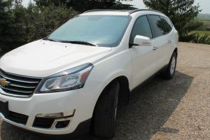 Chevrolet : Traverse SUV Photo