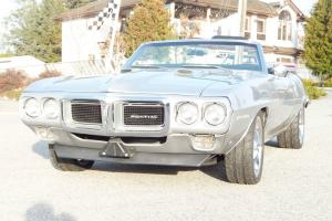 Pontiac : Firebird 400 Ram Air