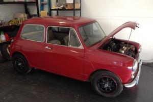 1960 Mini Morris Deluxe 998cc